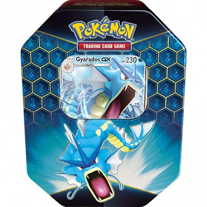 Pokemon TCG Hidden Fates Tin Gyrados