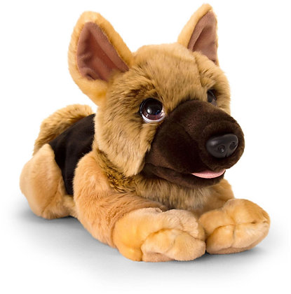 Keel 37cm Cuddle Puppy Alsatian