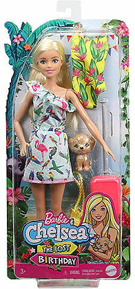 Barbie - The Lost Birthday - Barbie and Accessories