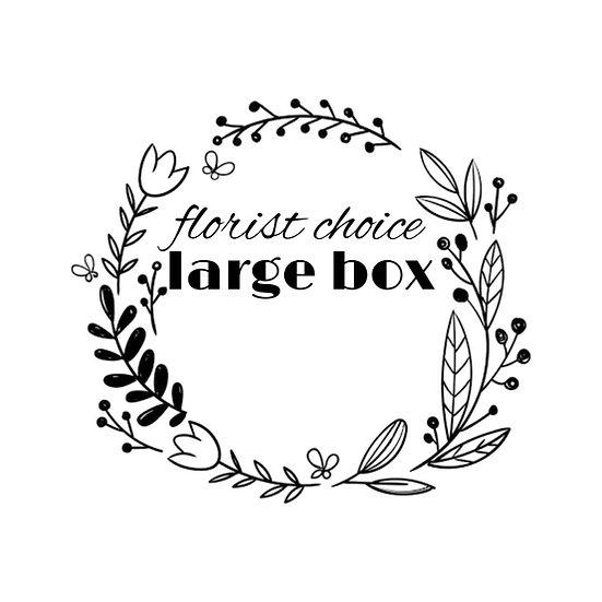 Large Box Arrangement