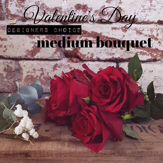 Valentine's Medium Bouquet
