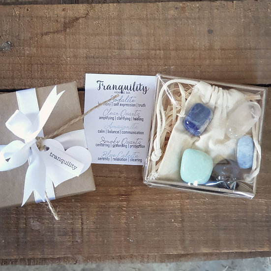 Tranquility Crystal Kit