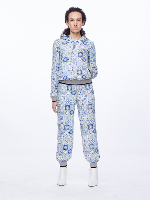 Patterned Joggers Classy Patterned Joggers