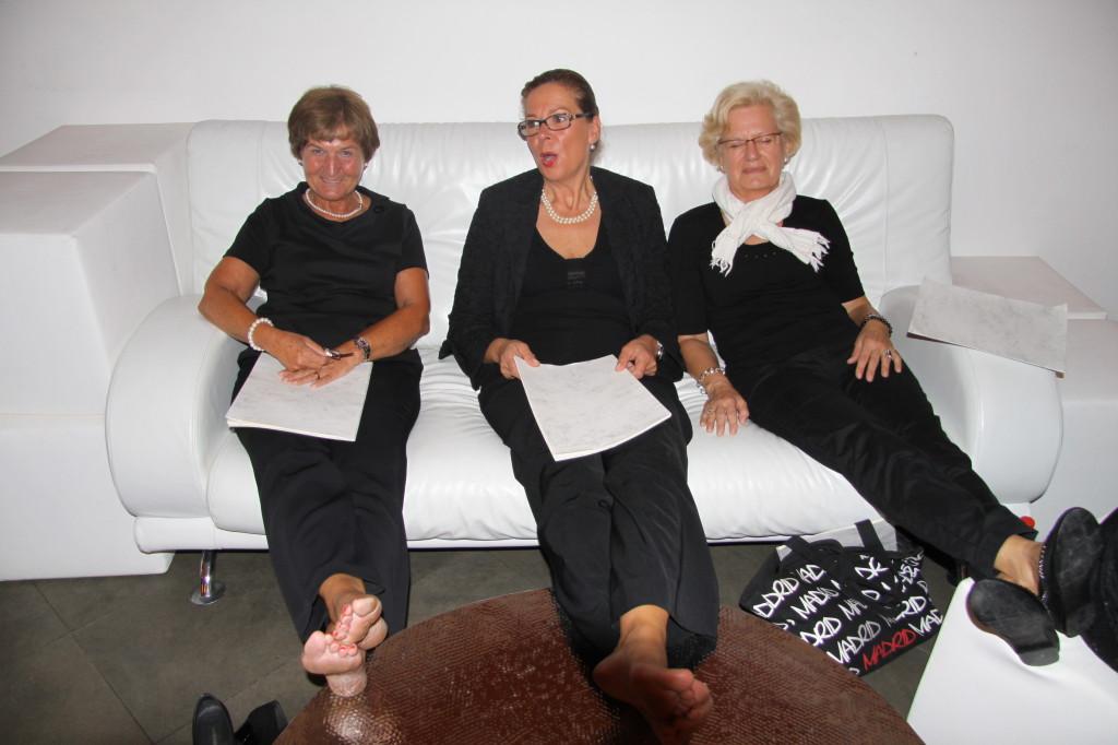 Carmina Burana 2011 - Ausruhen