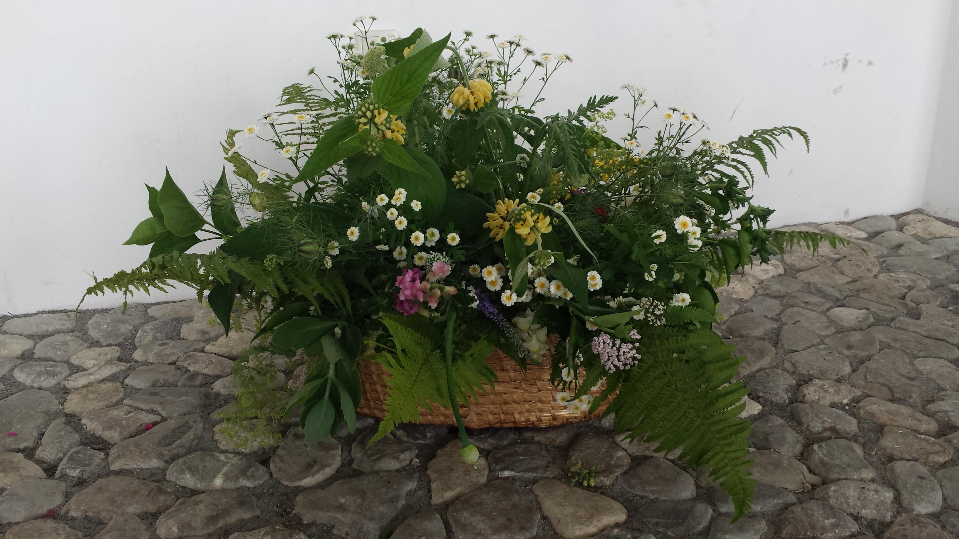 Blumenschmuck Hoangarten 2016