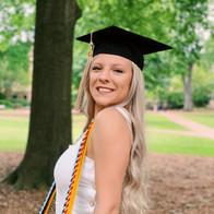 Graduation photo, Maci