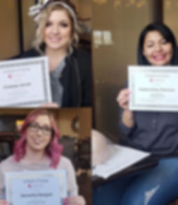The School of Glamology Cetified Instructors