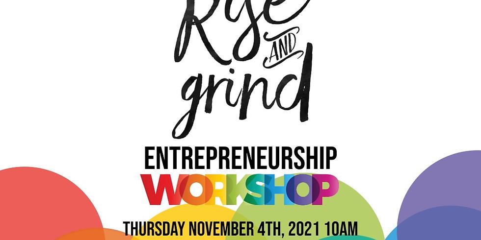 Rise & Grind Entrepreneurship Workshop