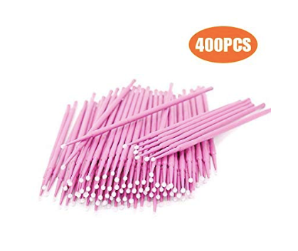 Disposable Micro Applicators 400 Pieces