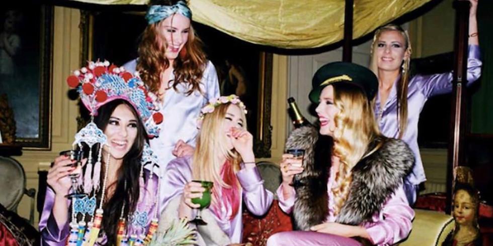 School of Glamology Pajama Party
