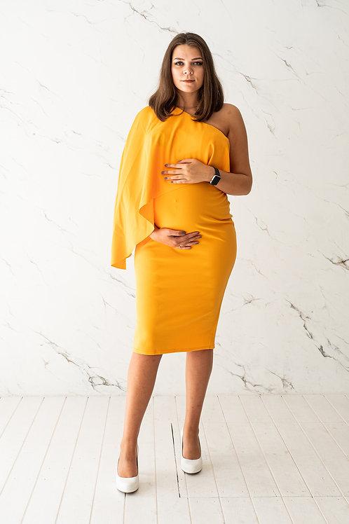 Oranž kleit