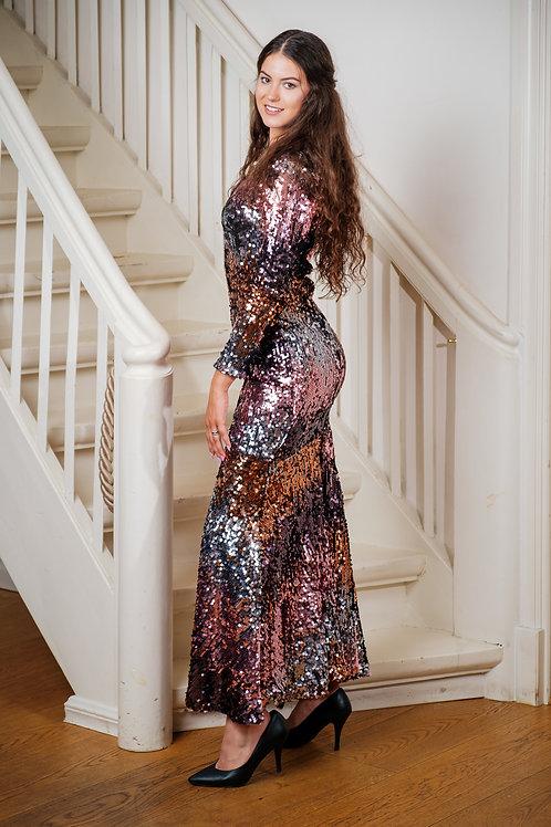 Üleni litritega maani kleit