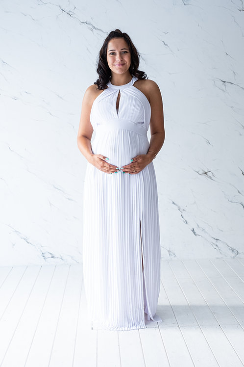 Valge maani kleit