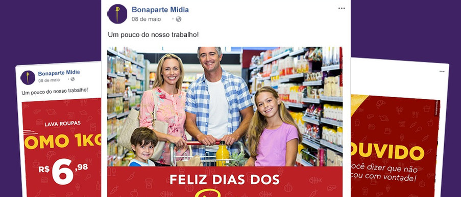 POST INSTAGRAM E FACEBOOK CASA BARROS