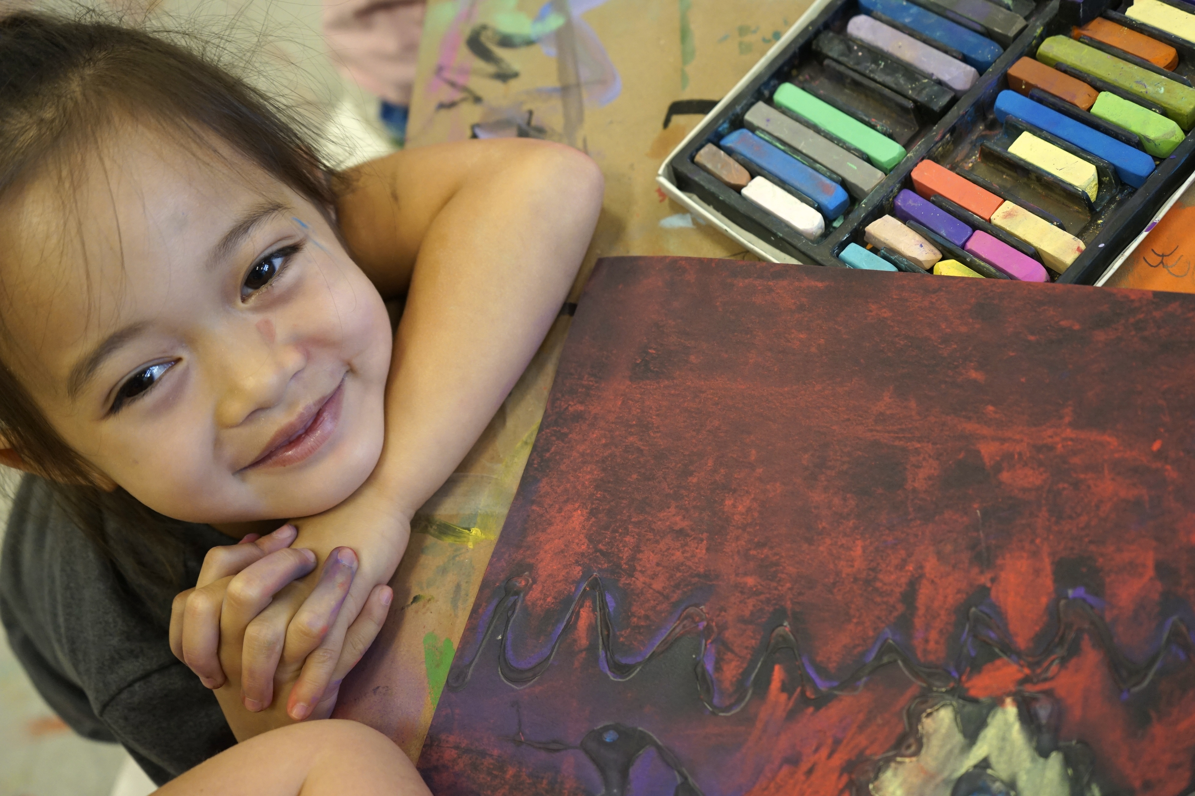 Art camp Huntsville AL