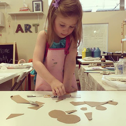 kids art classes Madison AL