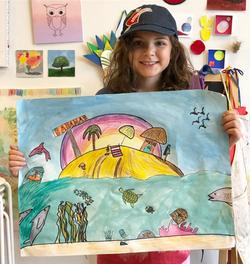 Summer art camp Madison Huntsville