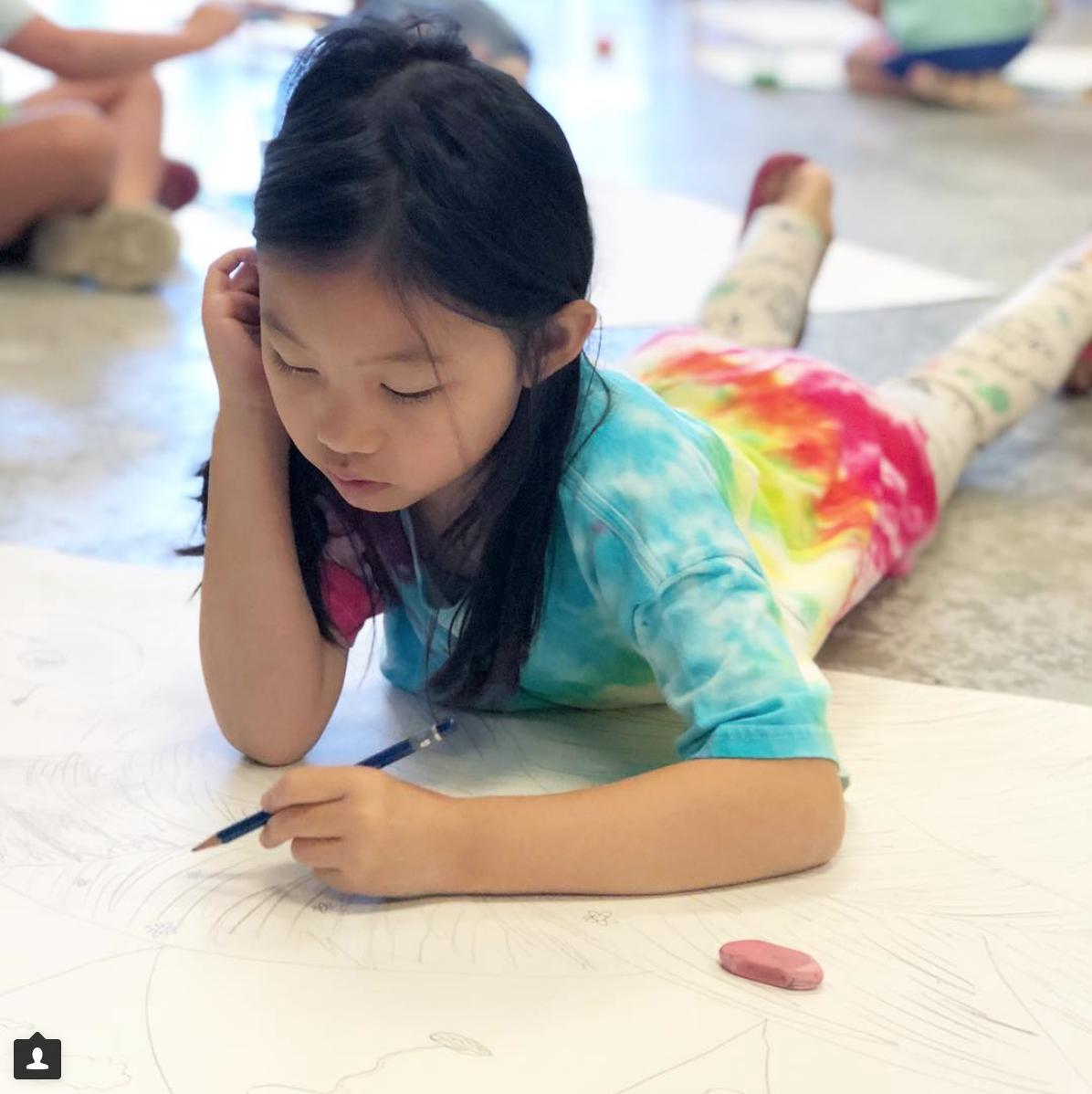 drawing classes huntsville