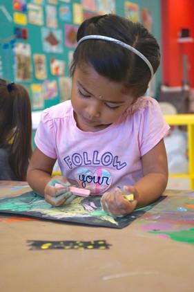 kids art classes huntsville
