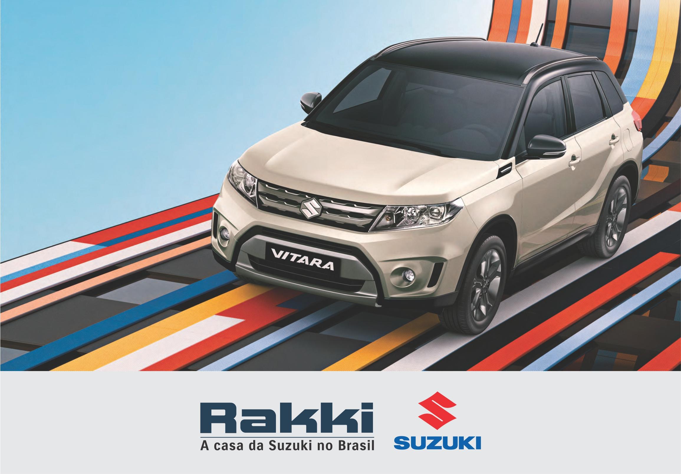 Cliente - Rakki Suzuki