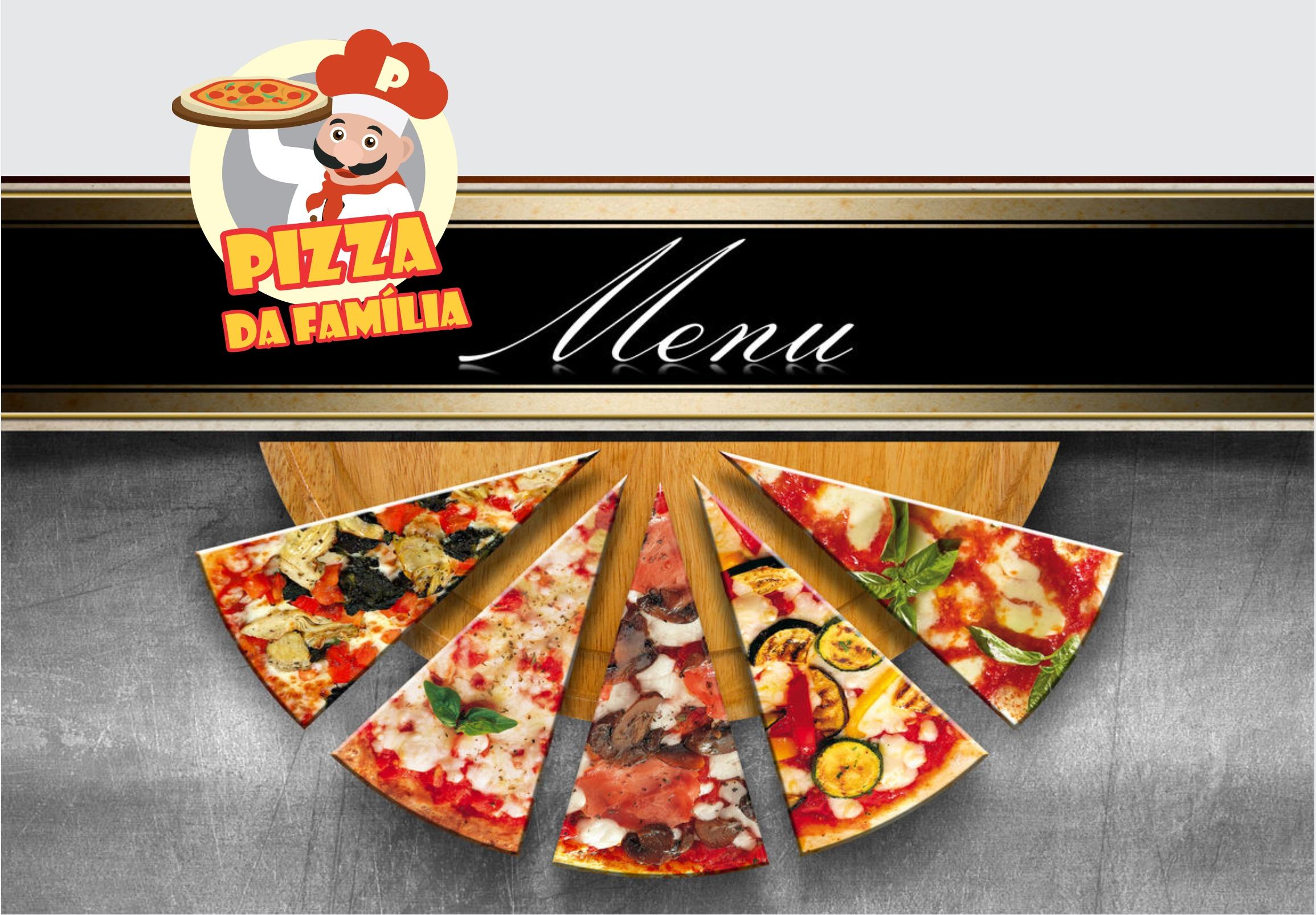 Cliente - Pizza da Família