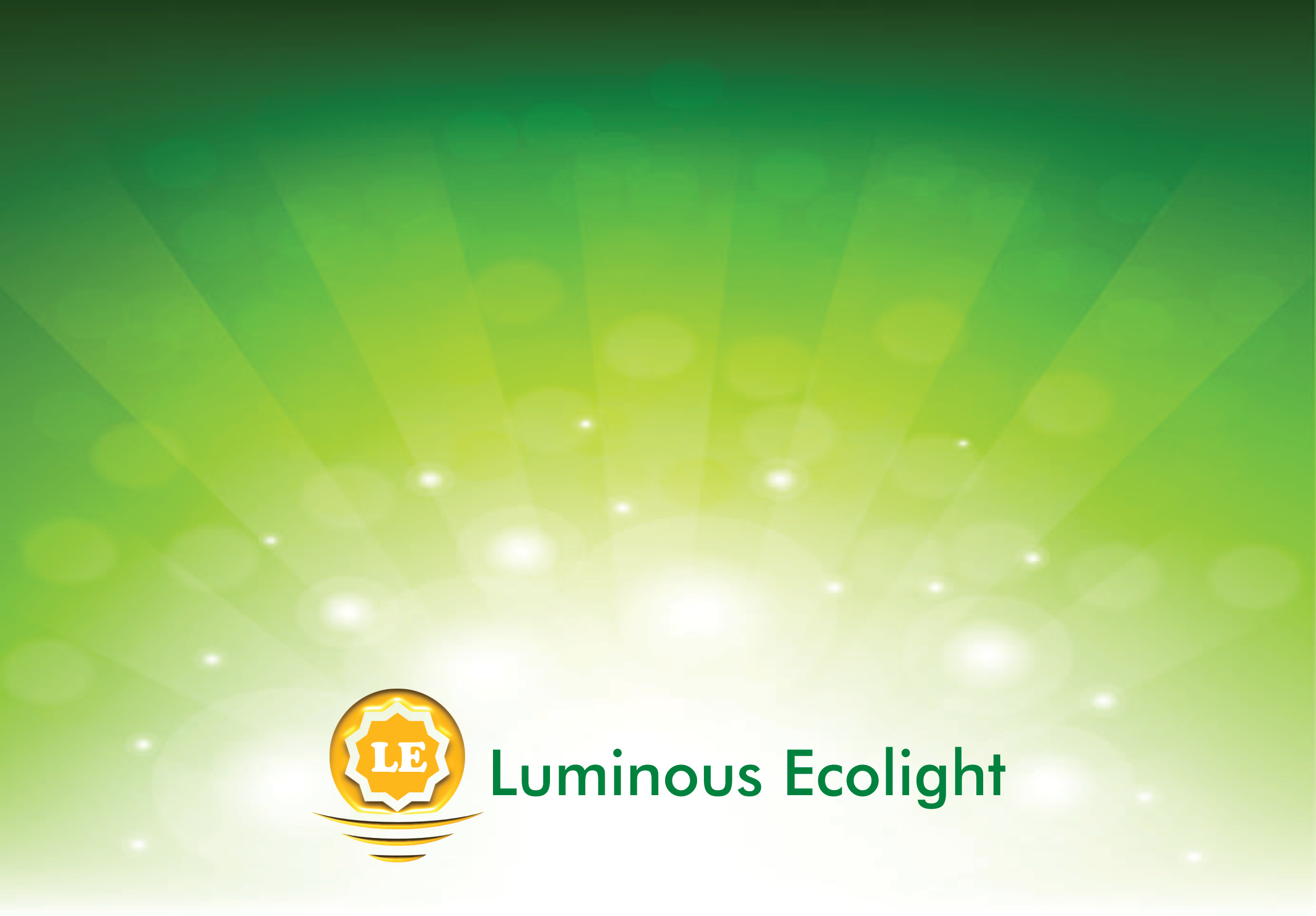 Cliente - Luminous Ecolight