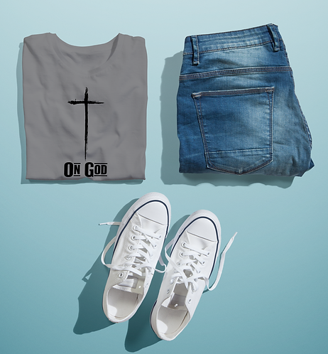 Soft Cotton on God T-shirt
