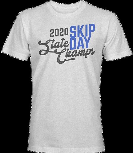 Senior T-Shirt 2020 Skip Day Champs