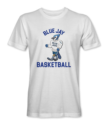 Soft Cotton Blue Jay Short Sleeve Shirt