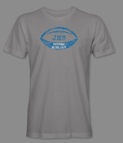 Blue Jay Football Kids Shirt