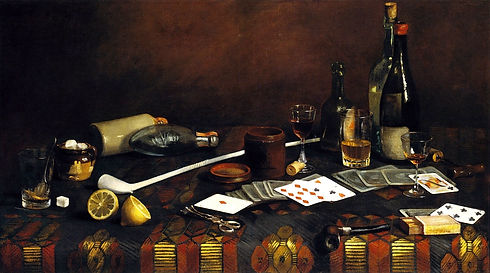 A_Gentleman's_Table_(Hirst_painting).jpg
