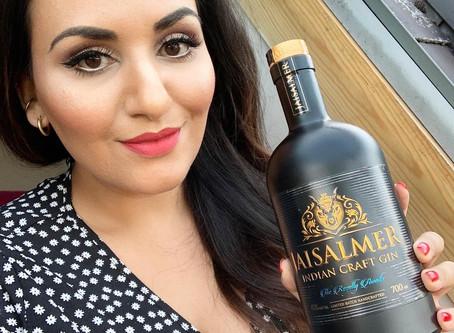 Jaisalmer Indian Craft Gin 43% ABV