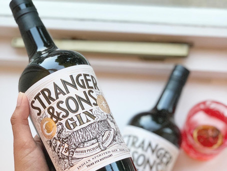 Stranger & Sons Indian Spirited Gin