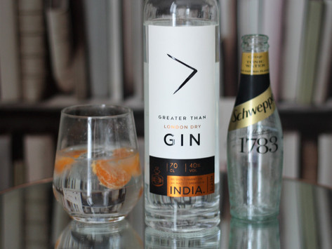 Greater Than > Indian Gin