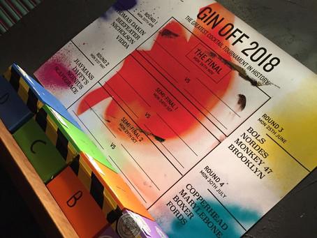 Graphic Bar's #ginoff Round 1