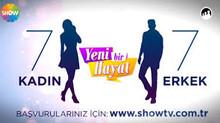 """SHOW TV'de """"YENİ BİR HAYAT""""..."""