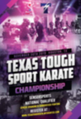 Texas Tough Sport Karate