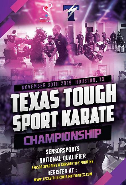 Texas Tough Sport Karate