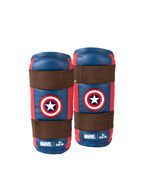 Captain America Shin Guard