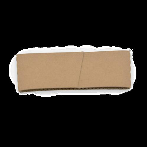 Kartonnen koffiebeker sleeves 12 oz