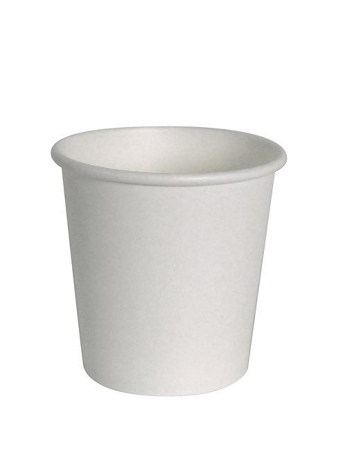 Witte koffiebeker 6oz/150ml