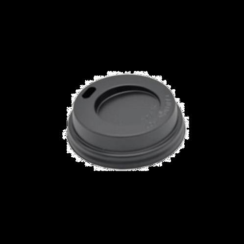 Deksel zwart 4oz/Ø62mm