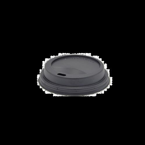 Deksel zwart 7oz/Ø70mm