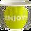 Thumbnail: IJsbeker 'Enjoy' 12oz/300ml