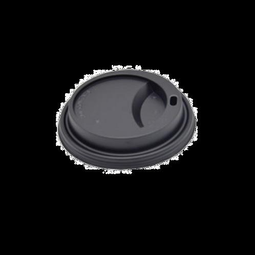 Deksel zwart 10oz, 12oz, 16oz & 20oz/Ø90mm