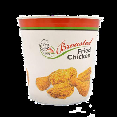 Chicken buckets/deksels