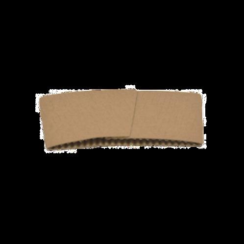 Kartonnen koffiebeker sleeves 8oz