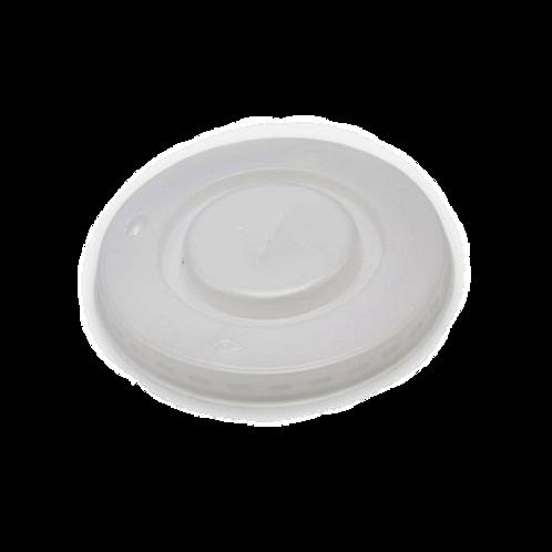Platte milkshake deksels 12/16/20oz