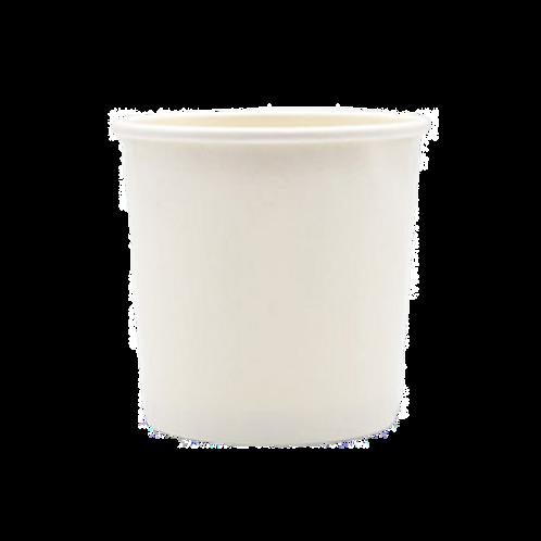 Witte soepbeker 16oz/460ml