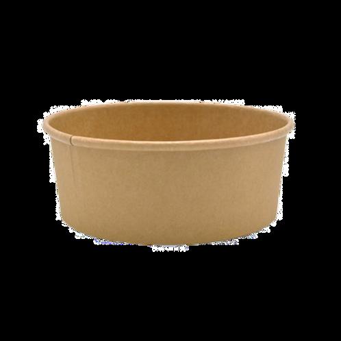 Kraft bowl 38oz/1090ml